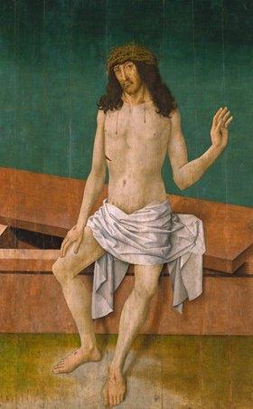 Rueland Frueauf d.Ä.: Christus als Schmerzensmann