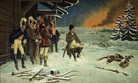 Stephan Bakalovitsch: Napoleon Bonaparte in Maly-Jaroslavets