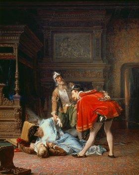 Karl Gun: Szene aus der Bartholomäus-Nacht