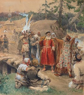 Klawdij Wassiljew Lebedjeff: Die Eroberung neuen Landes in Russland