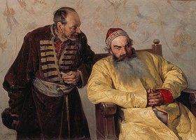 Klawdij Wassiljew Lebedjeff: Ein Denunziant beim Bojaren