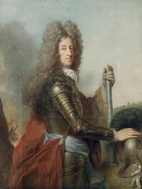 Joseph Vivien: Bildnis des Kurfürsten Maximilian II. Emanuel von Bayern (1662-1726)