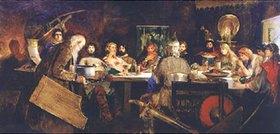 Andrej Petrow Rjabuschkin: Der gefeierte Held beim Grossfürsten Wladimir von Moskau