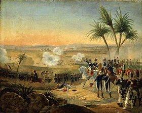 Gustav Schwarz: Offensive französische Truppen unter Napoleon