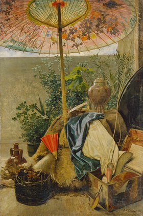 Johann Heinrich Limpert: Japanisches Stillleben