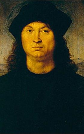 Raffael (Raffaello Sanzio): Bildnis eines Mannes