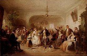 Karl von Enhuber: Die goldene Hochzeit