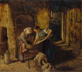Jacob Happ: Wäscherinnen
