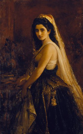 August Riedel: Judith (Orientalin)