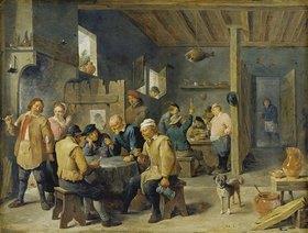 David Teniers: Zechstube