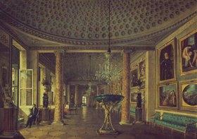 Nikolaj Stepanowitsch Nikitin: Die Gemäldegalerie im Stragonov-Palast in St. Petersburg