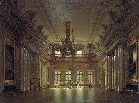 Sergej Konstantinow Sarjanko: Die Feldmarschall-Halle im Winterpalast in St.Petersburg