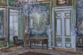 Alexander Sredin: Gobelinwand des Ankleidezimmers im Palast von Fürst Scheremetjev