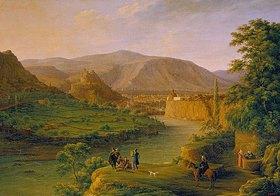 Nikanor Grigorj Tschernezow: Ansicht von Tiflis