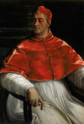 Sebastiano del Piombo: Papst Clemens VII