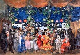 Anatoly Arapov: Karneval in Spanien