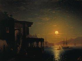 Konstant.Iwan Aiwassowskij: Abend über Konstantinopel