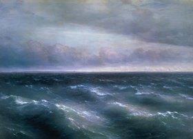 Konstant.Iwan Aiwassowskij: Wellen auf dem Schwarzen Meer