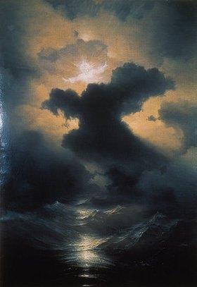 Iwan Konstantinovich Aiwassowskij: Die Schöpfung