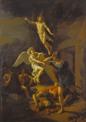 Adriaen van der Werff: Auferstehung Christi