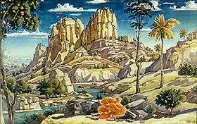 Konstantin Bogajevski: Huldigung an Mantegna