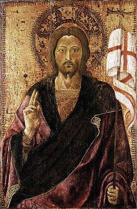 Pietro di Alvaro: Der auferstandene Christus