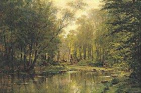 Alexej Petrowitsch Bogoljubov: Im Wald von Veules