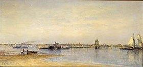 Alexej Petrowitsch Bogoljubov: Die Ufer der Newa