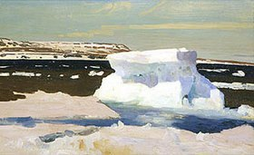 Alexander Borisov: Das Kara-Meer, Nowaja-Semlja