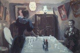 Viktor Borissow-Mussatow: In Erwartung der Gäste