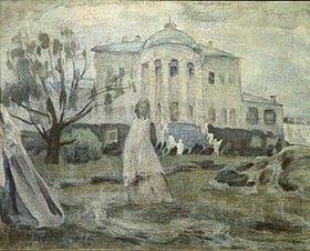 Viktor Borissow-Mussatow: Geister. 1903.