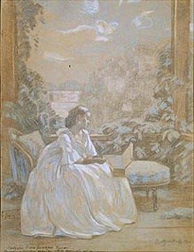 Viktor Borissow-Mussatow: Romanze. 1900.