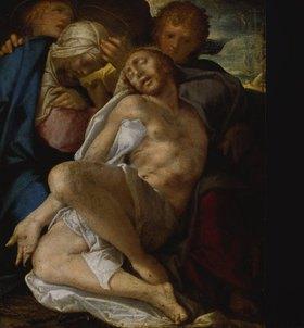 Bartholomäus Spranger: Beweinung Christi