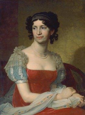 Wladimir Luk Borowikowski: Prinzessin Margareth Dolgorukaya (1785-1814), Bildnis