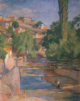 Josef Emmanuelowitsch Bras: Landschaft