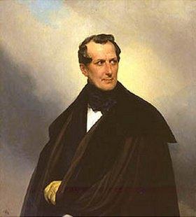 Karl Brüllow: Fürst Wladimir Musin-Puschkin. 1830-er Jahre