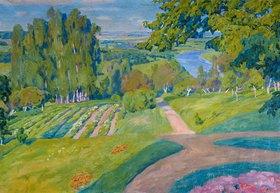 Alexander Gausch: Auf dem Lande. 1910-er Jahre