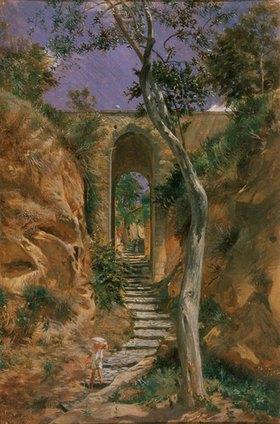 Nikolai Gay: Brücke in Vico