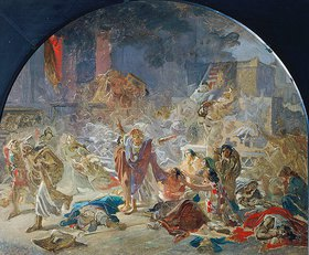 Nikolai Gay: Die Zerstörung des Tempels in Jerusalem