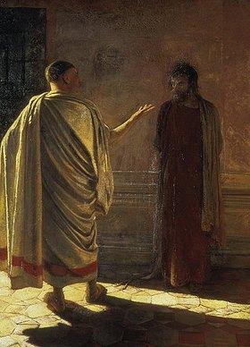 Nikolai Gay: Was ist die Wahrheit?