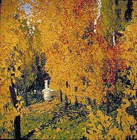 Alexander Jakowlev Golowin: Herbst