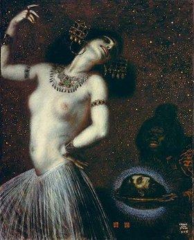 Franz von Stuck: Salome