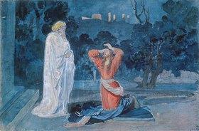 Alexander Iwanow: Christus im Garten Gethsemane