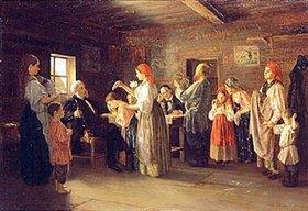 Wassily Kallistov: Inspektion in einem Kinderheim