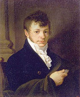 Orest Kiprenski: Bildnis des Kunstsammlers Alexej Tomilov (1779-1848)