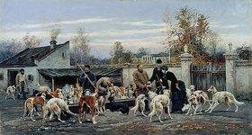Alexej Kiwschenko: Im Hundezwinger