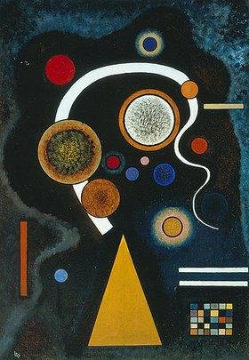 Wassily Kandinsky: Launischer Strich