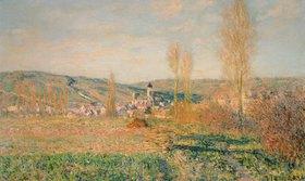 Claude Monet: Veteuil im Sonnenschein