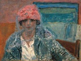 Pierre Bonnard: Frau mit Schleier (Mme. Lucienne Dupuy de Frenelle)