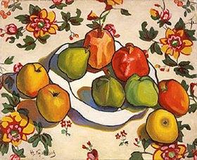 Nikolaj Kusnezow: Äpfel und Granatäpfel